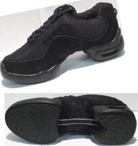 black-dansneaker